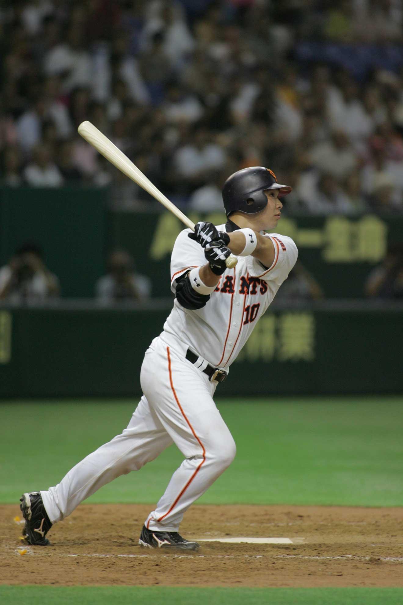 100号 2005年8月10日横浜戦(東京ドーム)